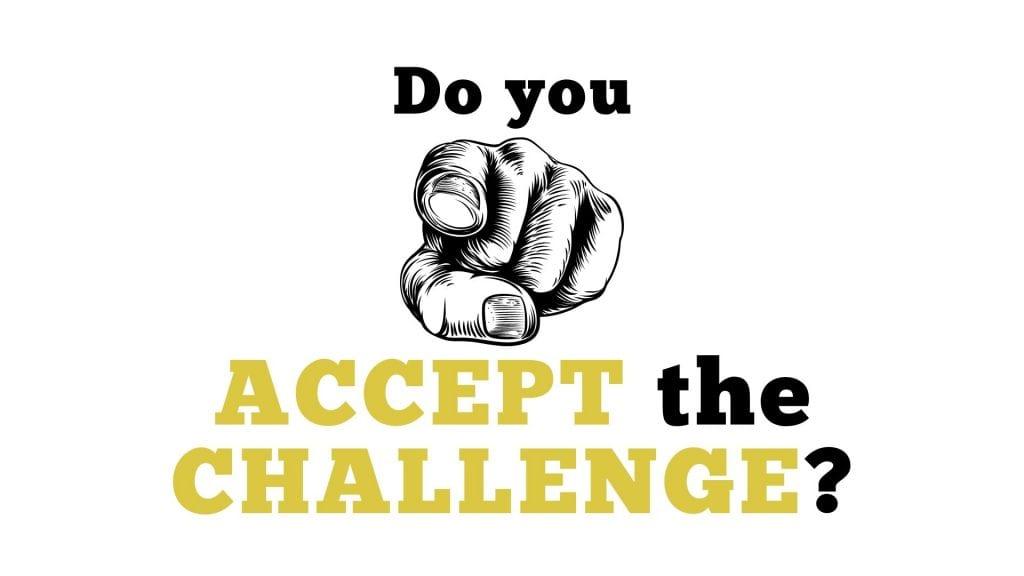 accept challenge