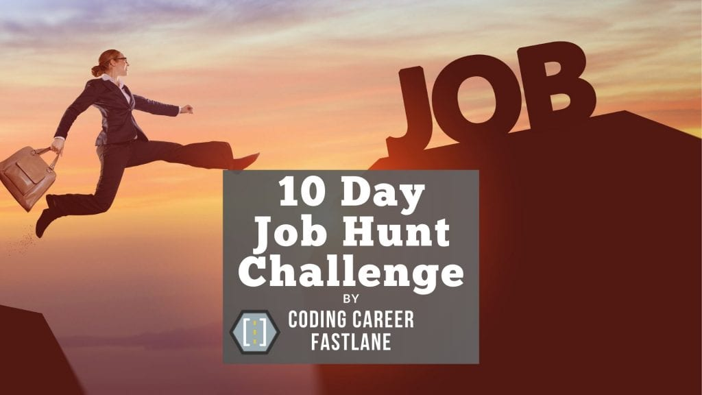 10 Day Job Hunt Challenge